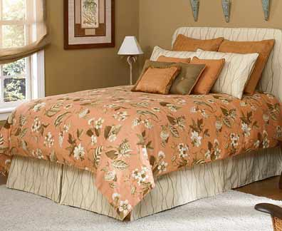 Custom Bed Spreads Pillow Shams