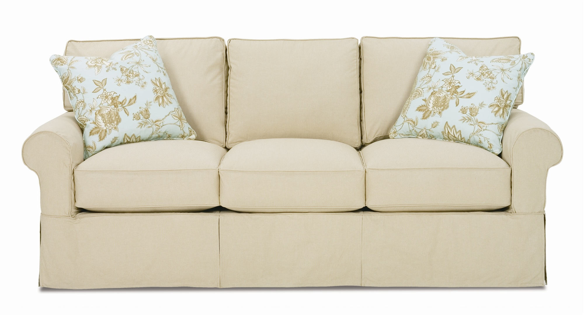 Quality Interiors Sofa Slipcover