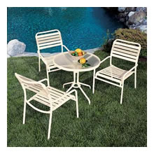 Quality Interiors Patio Furniture Slings Strapping Repair